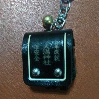 日本天滿神社小書包吊飾