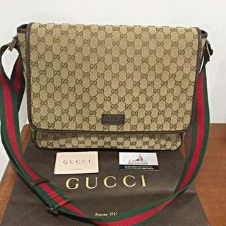 100% Authentic Gucci Crossbody