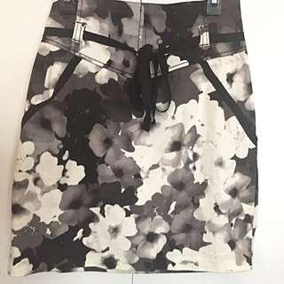 Classy Flower Skirt