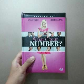 DVD Original What's Your Number