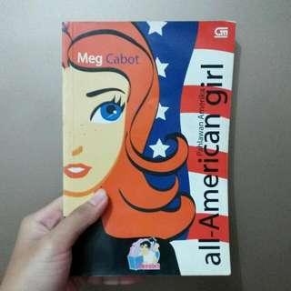 Novel All-American Girl