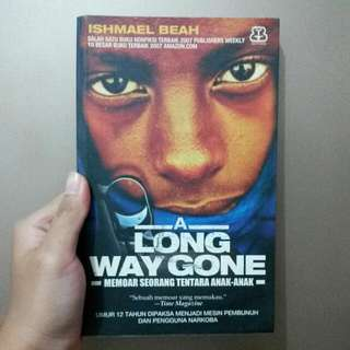 Novel A Long Way Gone
