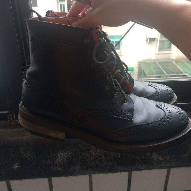 50%馬丁鞋