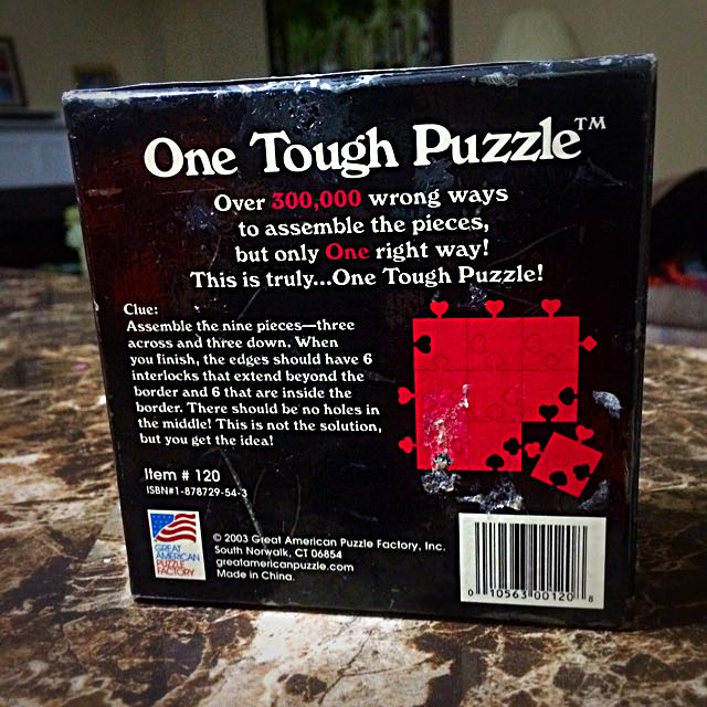 9-piece Puzzle