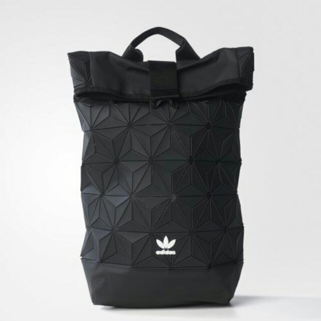 a6a26b15fb 🔗 Adidas Originals [ROLL UP BACKPACK], Women's Fashion, Bags ...