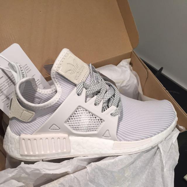 Adidas Nmd XR1 白色女段 24.5