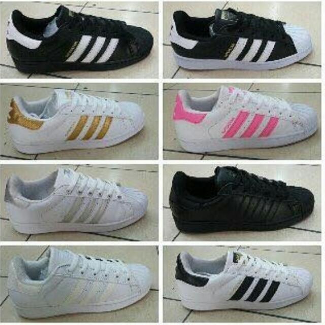 adidas superstar colours