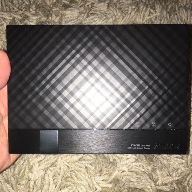 ASUS RT AC56S Dual Band Router (RESERVED)