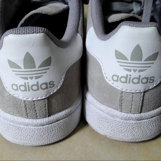 Authentic Adidas CAMPUS Grey Wmns