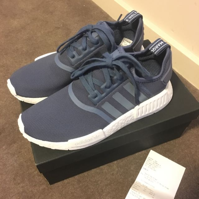 Authentic Adidas NMD with receipt