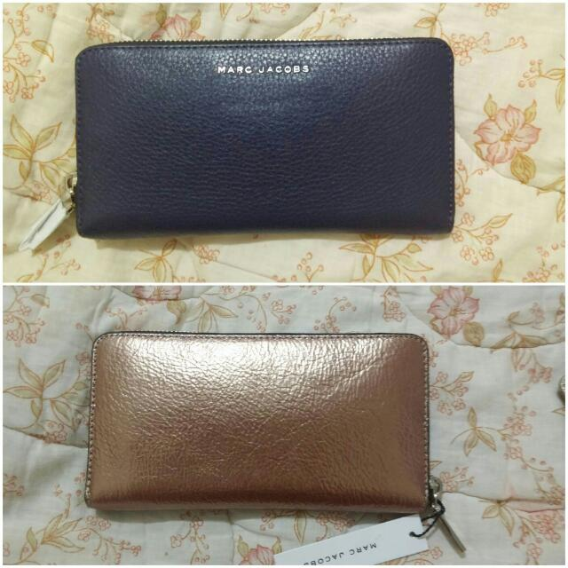 Authentic** Marc Jacobs NWT Wallet