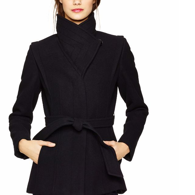 Babaton Spencer coat wool