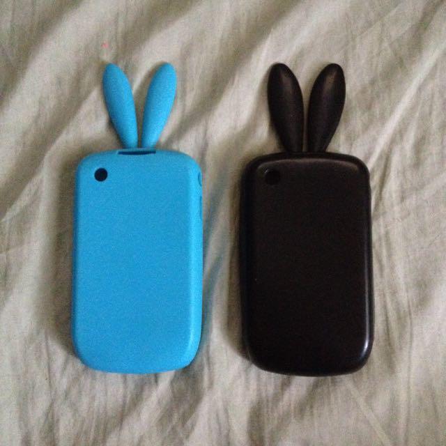 Blackberry 8520/9300 Bunny Case