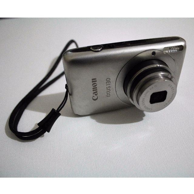 Canon Ixus 130 Digital Camera 14.1 MP - Silver