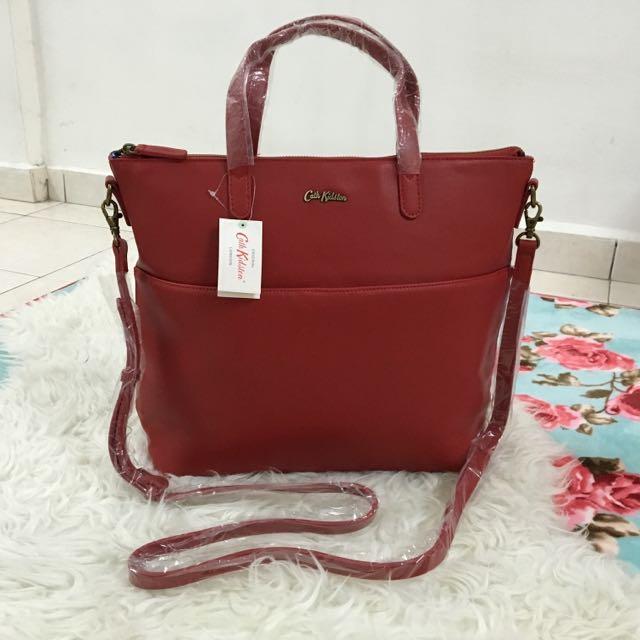 ee701e9557 Cath Kidston Leather Bag