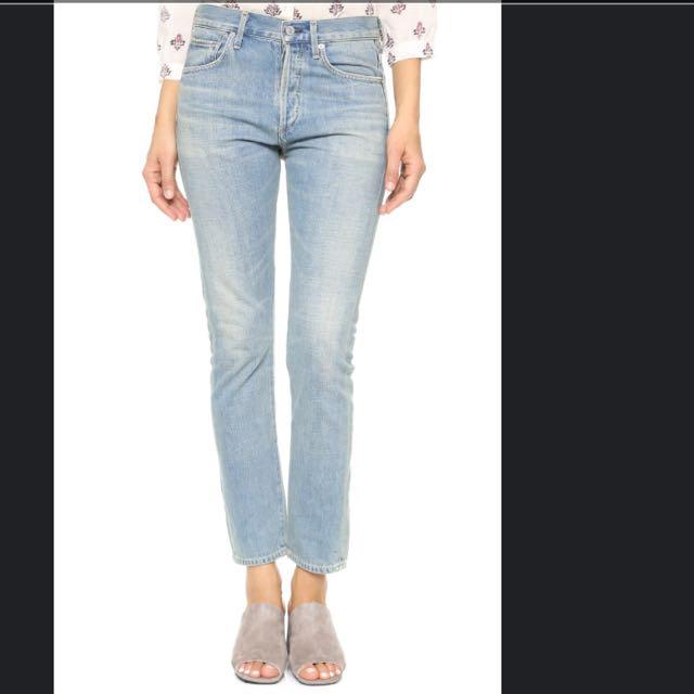 Citizen of Humanity - Boyfriend Jeans
