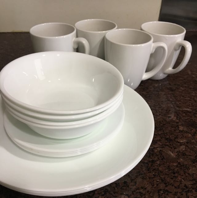 Corelle 16 Pieces Set