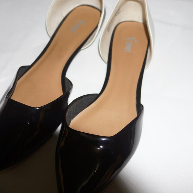 REPRICE Fioni Flat Shoes (Payless)