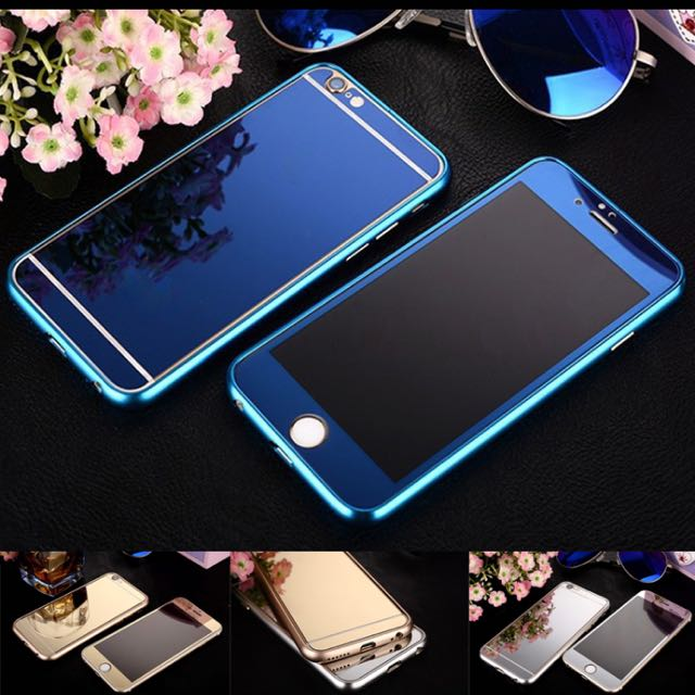 20f69e74d84 For iphone 6 6s Plus 5 5S 4 4S 7 7 PlusTempered Glass Film with ...