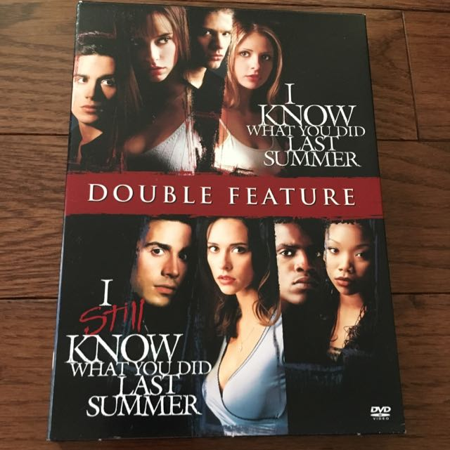 I Know What You Did Last Summer : Double Feature