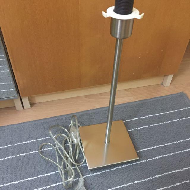 Ikea Hemma Table Lamp Base