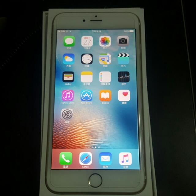 iPhone6 Plus 64G 金色