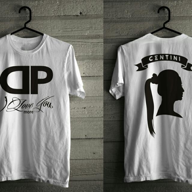 Kaos Fans DP Centini