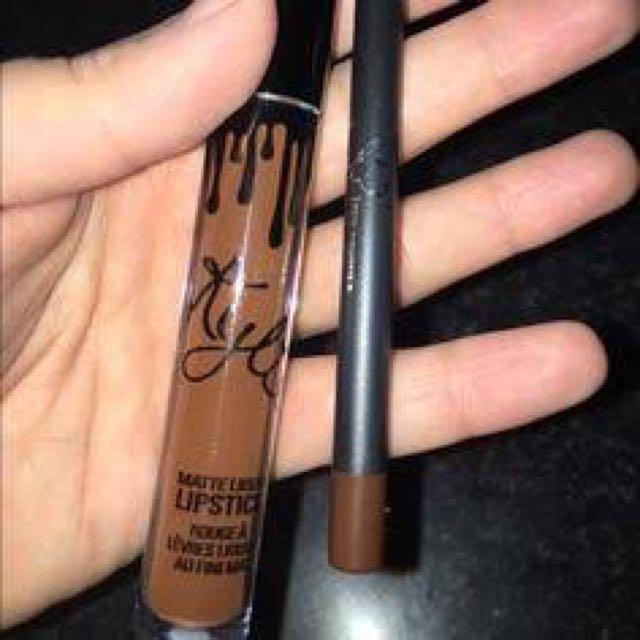 kylie jenner lip kit true brown