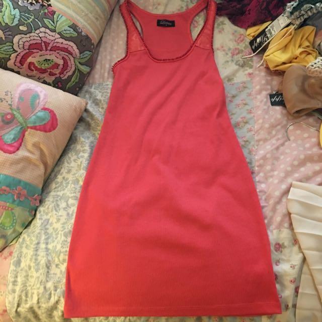 Lolita Size 8 Watermelon Dress