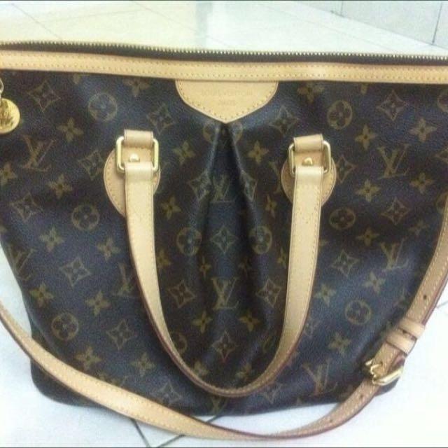 9c4794fb7fec Louis Vuitton Palermo GM 90%new