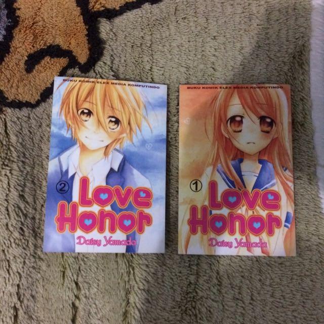 Love Honor 1 - 2