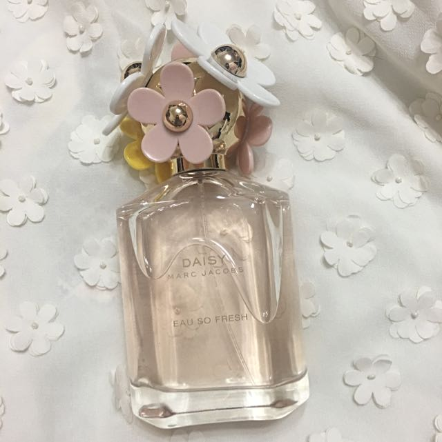 Marc Jacobs Eau So Fresh清甜雛菊女性淡香水125ml