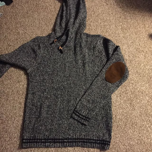 Men's Blue notes Sweater