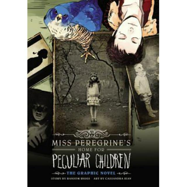 Miss Peregrine's Home for Peculiar Children : The Graphic Novel  by Ransom Riggs