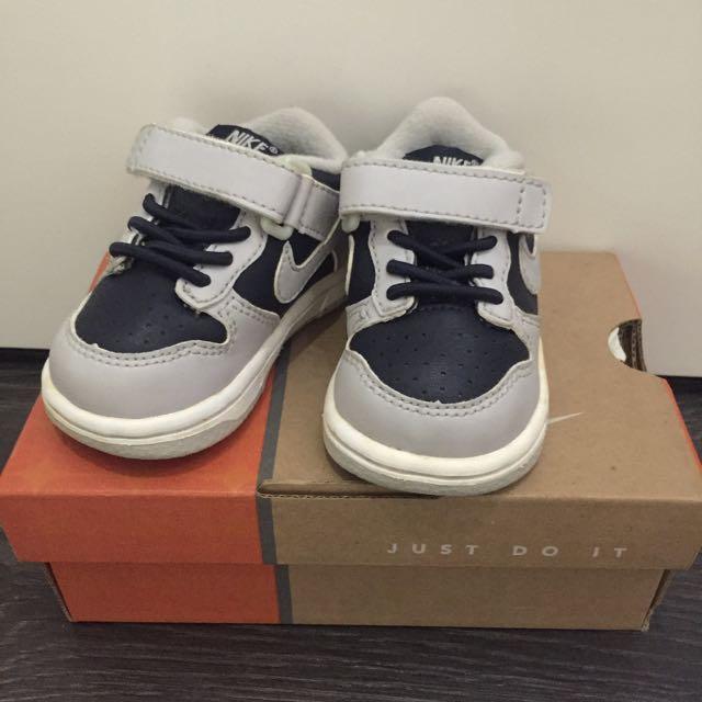 Nike Baby Dunk Low 絕版收藏小孩鞋