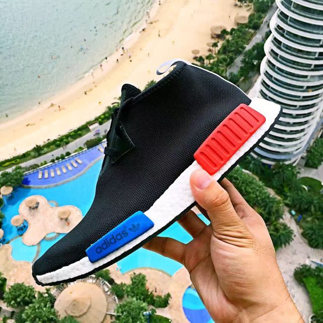 Nmd Original High 100% Authentic