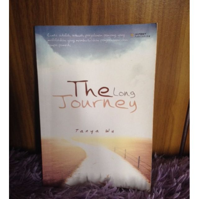 Novel The Long Journey