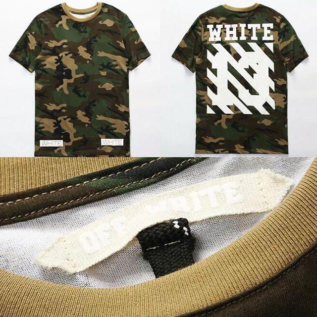 Off White衣服