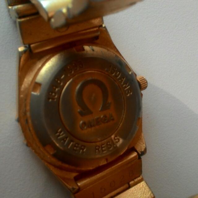 Omega Female Watch Vintage