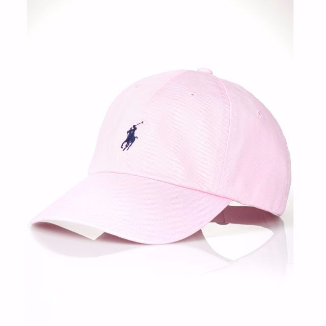 Looking For: Pink/White Ralph Lauren Polo Caps