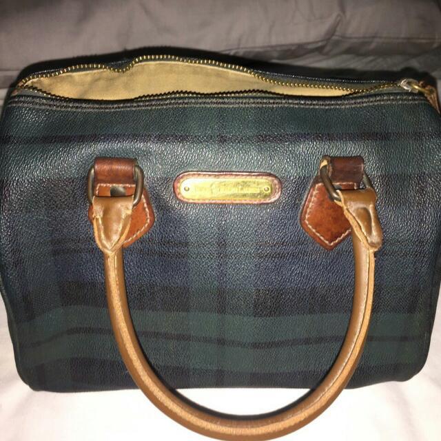 Ralph Lauren Vintage Doctors Bag