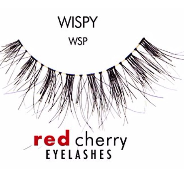 Red Cherry Lashes Wsp Health Beauty Makeup On Carousell