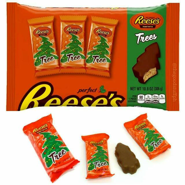 REESE'S° PEANUT BUTTER TREES