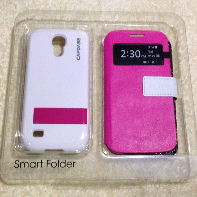 Samsung Galaxy S4 Mini Original Capdase Case