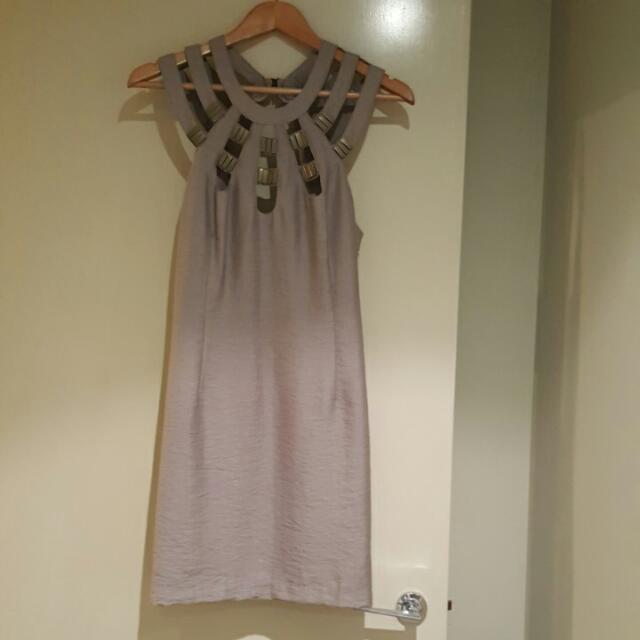 Seduce bronze dress