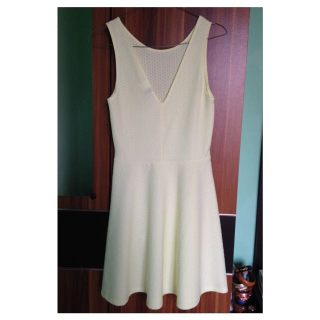 Short Dress H&M