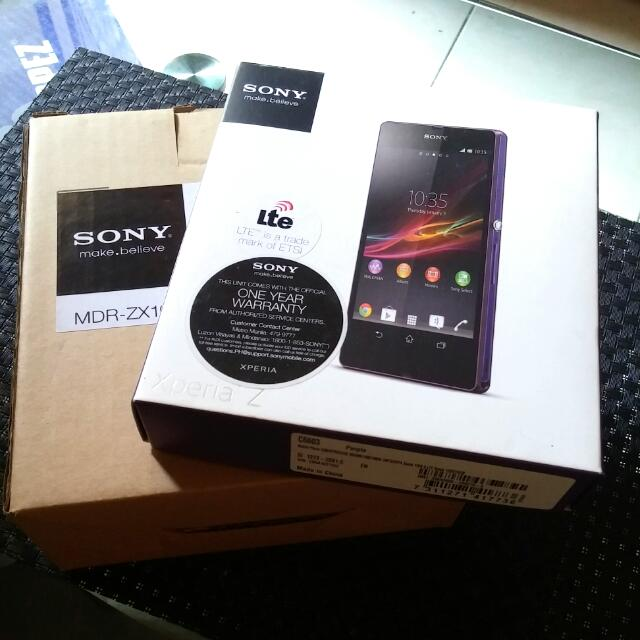 Sony Xperia Z (C6603/C6602)