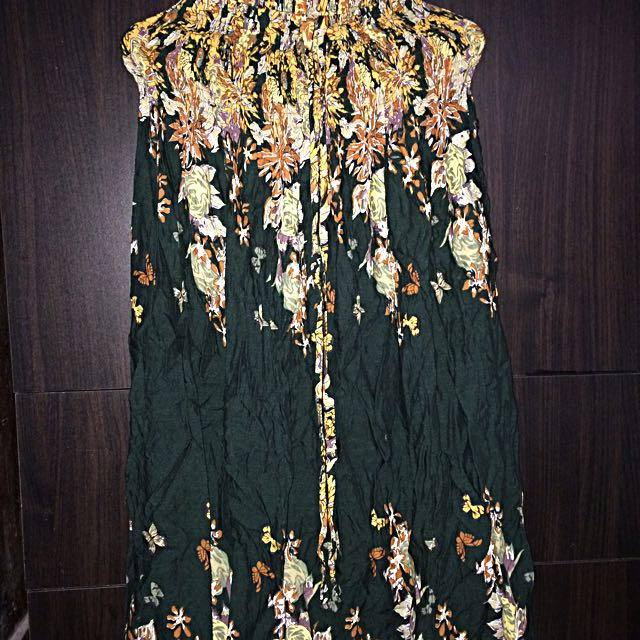 Summer Dress (free size)