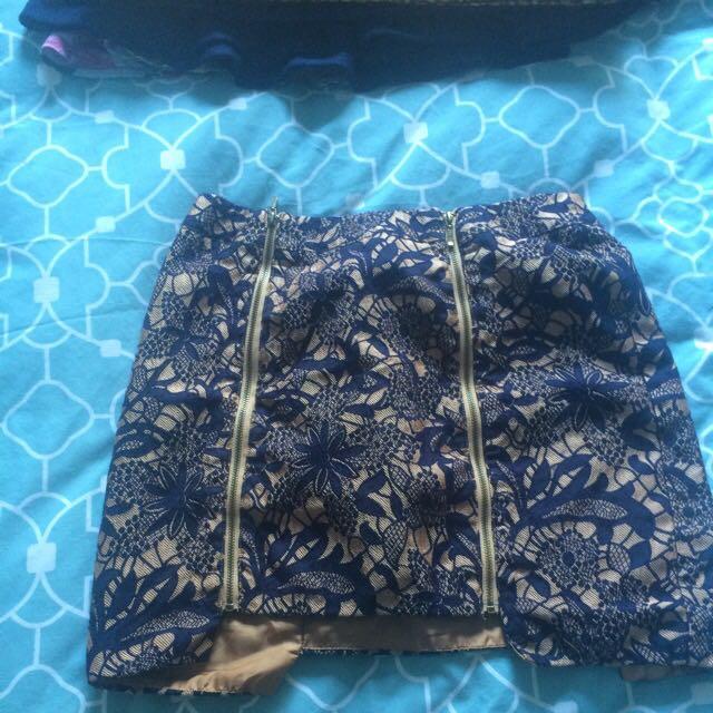 Sunny Girl Skirt Size 8