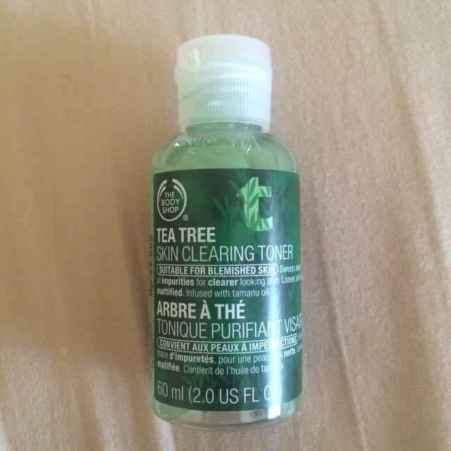 The Body Shop Tea Tree Face Toner